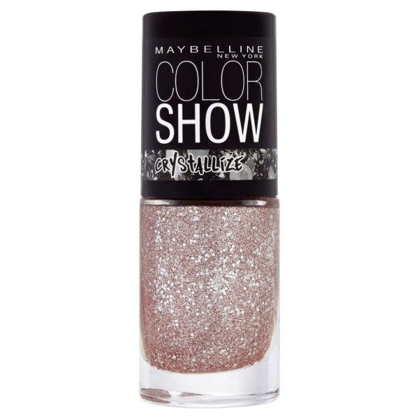 232 Rose chic - Vernis à Ongles Colorshow de Maybelline New york Maybelline 1,99 €