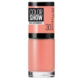 30 de la Isla del Fuego - Uñas Colorshow de Maybelline New york Gemey Maybelline 1,99 €