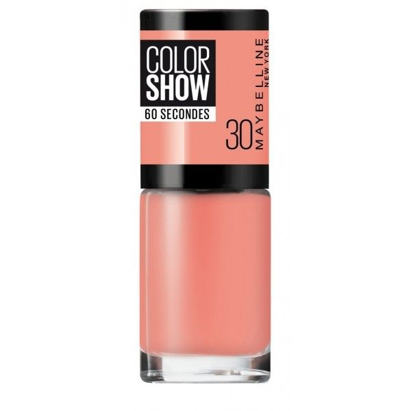 30 Fire Island - Vernis à Ongles Colorshow de Maybelline New york Maybelline 1,49€