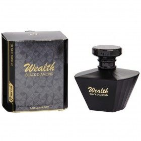 Wealth Black Diamond - Perfume generic Woman 100ml Eau de Parfum Omerta 8,99 €