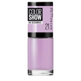 21 Lilac Wine - Vernis à Ongles Colorshow de Maybelline New york Gemey Maybelline 1,99 €