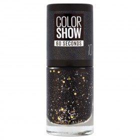 10 Punto de Luz - Prego Colorshow Maybelline Nova york Gemey Maybelline 2,49 €