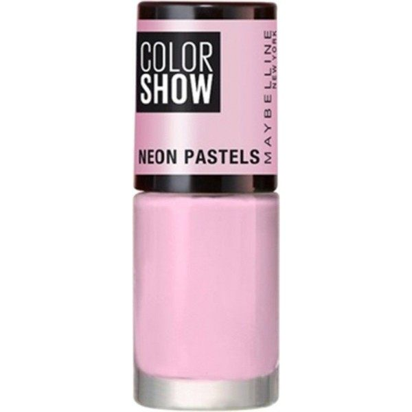 485 Lilac Glow - Nail Polish Colorshow Maybelline New york Gemey Maybelline 2,49 €
