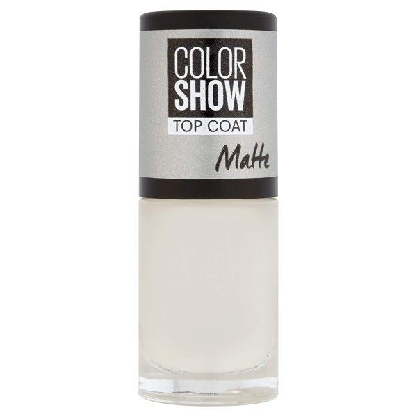 TOP COAT MATTE - Vernis à Ongles Colorshow de Maybelline New york Maybelline 2,99€