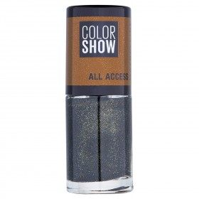 514 See And Be Scene - Vernis à Ongles Liquid Metals Colorshow 60 Seconds de Gemey-Maybelline Maybelline 1,99€