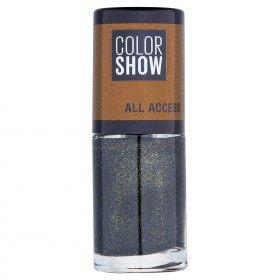 514 Ver Y Ser la Escena - esmalte de Uñas de Metales Líquidos Colorshow de 60 Segundos de Gemey-Maybelline Gemey Maybelline