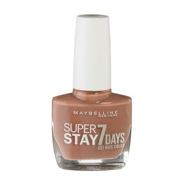 888 Brick Tan ( Nude ) - Vernis à Ongles SuperStay 7 Days Gemey Maybelline Maybelline 1,99€