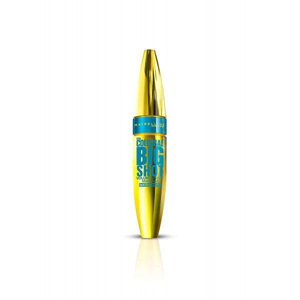 Negro Impermeable - Mascara de La Colosal BIG SHOT de Gemey Maybelline Gemey Maybelline 6,99 €