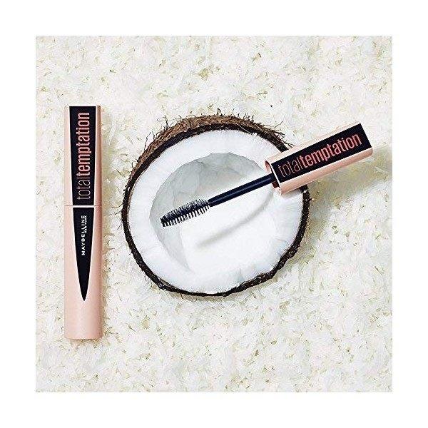Beltza - Make-up-Bolumena Guztira Tentazioari Gemey Maybelline Gemey Maybelline 6,99 €
