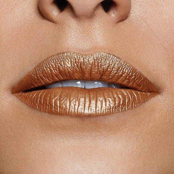 90 Trident ( Gold ) - lippenstift Flüssigkeit MATT-Metallic-presse / pressemitteilungen Maybelline presse / pressemitteilungen