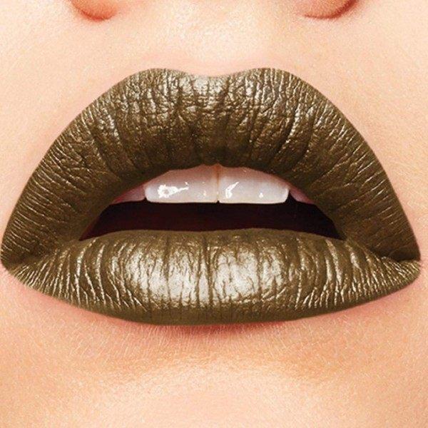 125 Vórtice ( Verde ) - barra de labios Líquida MATE Metálico para Gemey Maybelline Gemey Maybelline 4,49 €