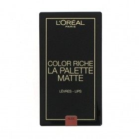 02 Nude MATTE Palette Lipstick MATTE Color Riche from L'oréal Paris L'oréal Paris 5,99 €