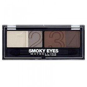 31 Smoky Taupe - Palette eye Shadow Eye Studio Smoky Eyes de Gemey Maybelline Gemey Maybelline 4,99 €