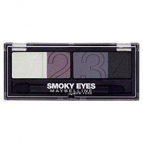 33 Smoky Ultra Violet - Palette d'Ombre à Paupières Eye Studio Smoky Eyes de Gemey Maybelline Gemey Maybelline 4,99€