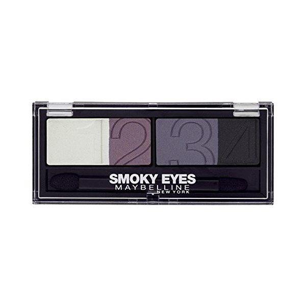 33 Smoky Ultra-Violett - Palette Lidschatten Eye Studio Smoky Eyes presse / pressemitteilungen Maybelline presse /