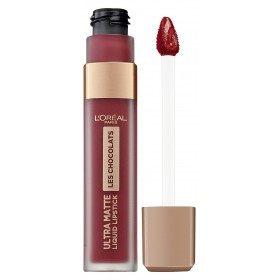 864 Sabrosa, de color Rojo Rubí Labios MATE Infalible CHOCOLATES de L'oréal Paris L'oréal Paris 6,99 €