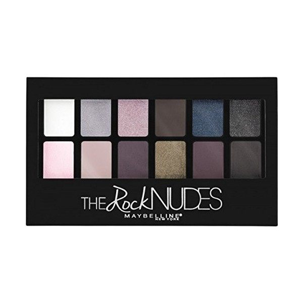 Rock Nude - Paleta begi Itzala Maybelline New york Gemey Maybelline 6,99 €