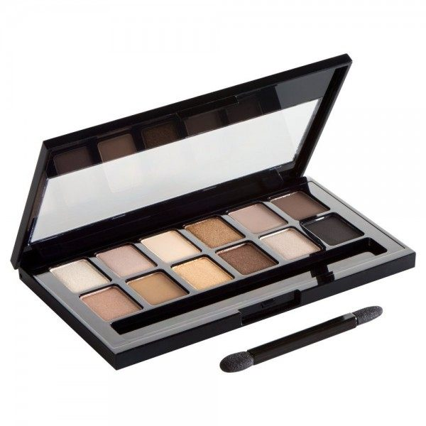 The Nude - Palette eye Shadow Maybelline New york Gemey Maybelline 7,99 €