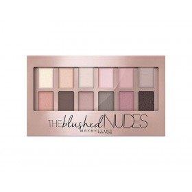 O Corou Nudes - Paleta Sombra do ollo Maybelline Nova york Gemey Maybelline 7,99 €