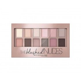 The Blushed Nudes - Palette d'Ombre à Paupières Maybelline New york Gemey Maybelline 7,99 €