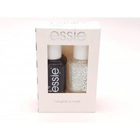 Set de 2 Vernis Naughty Or Nice ? ( 288 Belugaria + 302 Sparkle On Top ) - Vernis à Ongles ESSIE ESSIE 11,99 €