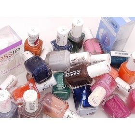 Lot of 10 Nail ESSIE - Packaging DAMAGED - Bottle or in part covered with varnish / Damaged ESSIE for £ 19.99