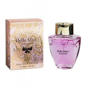 Hello Miss ! Elegance - Perfume generic Woman 100ml Eau de Parfum Real Time 8,99 €