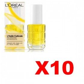 Lot of 10 : Caring for the Cuticle-Nourishing - Nail Varnish Oil, L'oréal Paris, L'oréal Paris 29,99 €