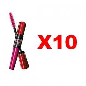 Lot de 10 : Very Black - Mascara Drama Faux Cils Maybelline Gemey Maybelline 35,99€
