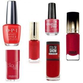 Lot (2) 6 Red nail Polish for £ 19.99