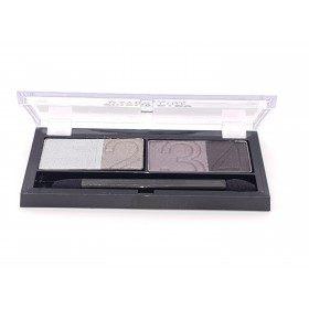 32 Smoky Black - Palette d'Ombre à Paupières Eye Studio Smoky Eyes de Gemey Maybelline Gemey Maybelline 4,98€