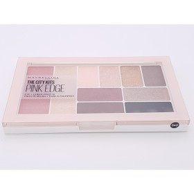 The City Kits PINK EDGE - Palette d'Ombre à Paupières + Blush de Maybelline New York Maybelline 7,49€