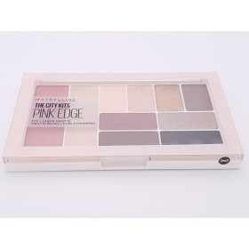 The City-Kits PINK EDGE - Palette Lidschatten + Blush von Maybelline New York presse / pressemitteilungen Maybelline 6,99 €