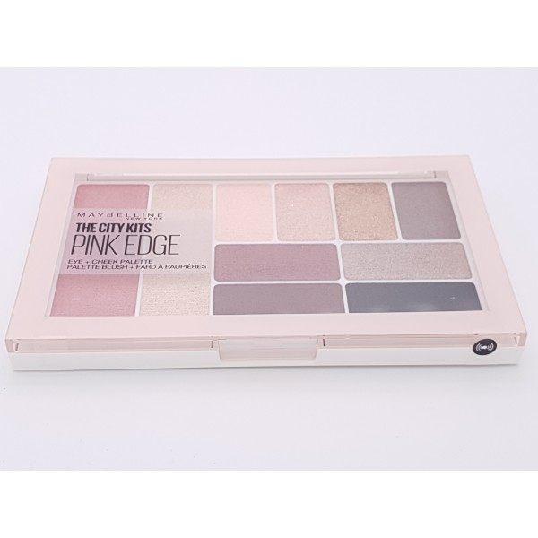 La Ciudad de los Kits de BORDE ROSA - de la Paleta de Sombra de ojos + Blush de Maybelline New York Gemey Maybelline 6,99 €