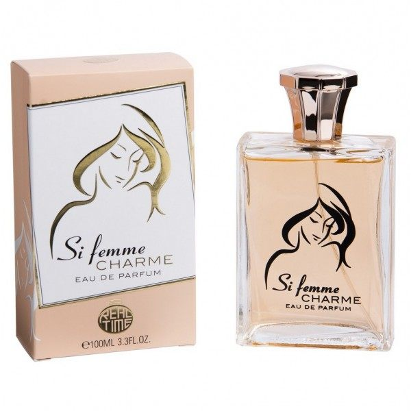 If women Charm Perfume generic Woman 100ml Eau de Parfum Real Time 8,99 €