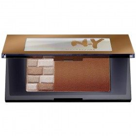 02 Brunette - Poudre bronzante FaceStudio My Bricks Bronzer Terre Indienne de Maybelline New York Gemey Maybelline 4,49 €