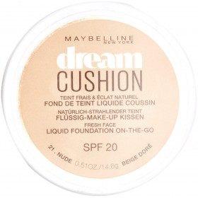 21 Golden Beige - foundation Dream Cushion SPF 20 Maybelline New York Gemey Maybelline 5,99 €