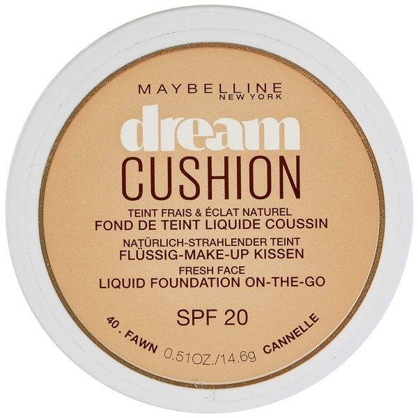 40 Cinnamon - Background of Complexion Dream Cushion SPF 20 Maybelline New York Gemey Maybelline 5,99 €