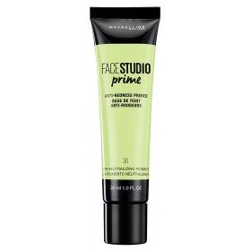 30 Anti-Redness - primer Perfecting Face Studio Premium Maybelline New York Gemey Maybelline 5,99 €