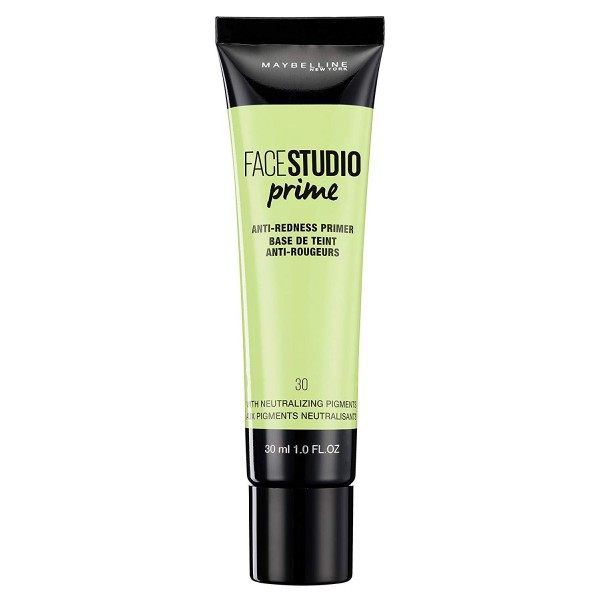 30 Anti-Rougeurs - Base de Teint Perfectrice - Face Studio Prime de Maybelline New York Maybelline 5,99 €