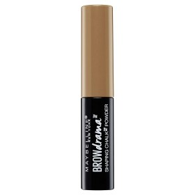 100 Blonde - Poudre à Sourcils Shaping Chalk Brow Drama de Maybelline New York Gemey Maybelline 4,49 €