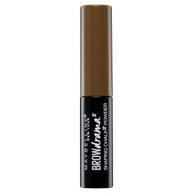 130 Deep Brown - Pulver-Augenbrauen-Shaping Chalk Brow Drama von Maybelline New York presse / pressemitteilungen Maybelline
