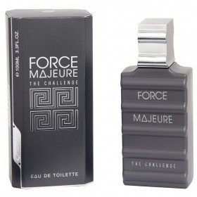 Force Majeure The Challenge - Scent generic Man Eau de Toilette 100ml) Omerta 8,99 €