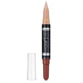 003 Reines de la Bronzejada Edat - Pen Ombra d'ulls + perfilador d'ulls ( Kohl, Kajal ) Magnifeyes Rimmel Londres Rimmel