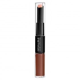 117 Perpetual - Brown lipstick Infallible DUO 24H de L'oréal Paris, L'oréal Paris, 5,99 €