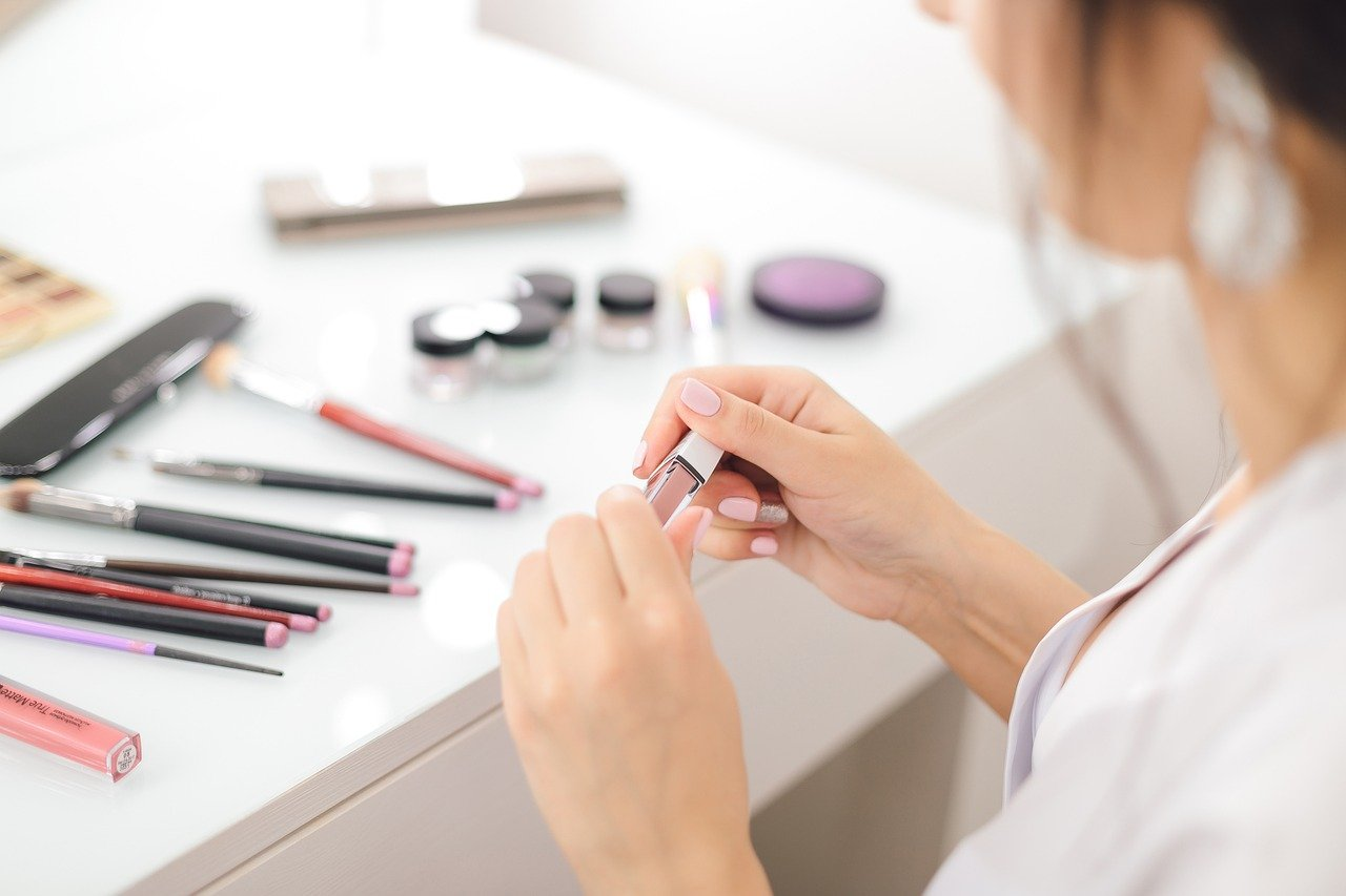 Apply makeup well