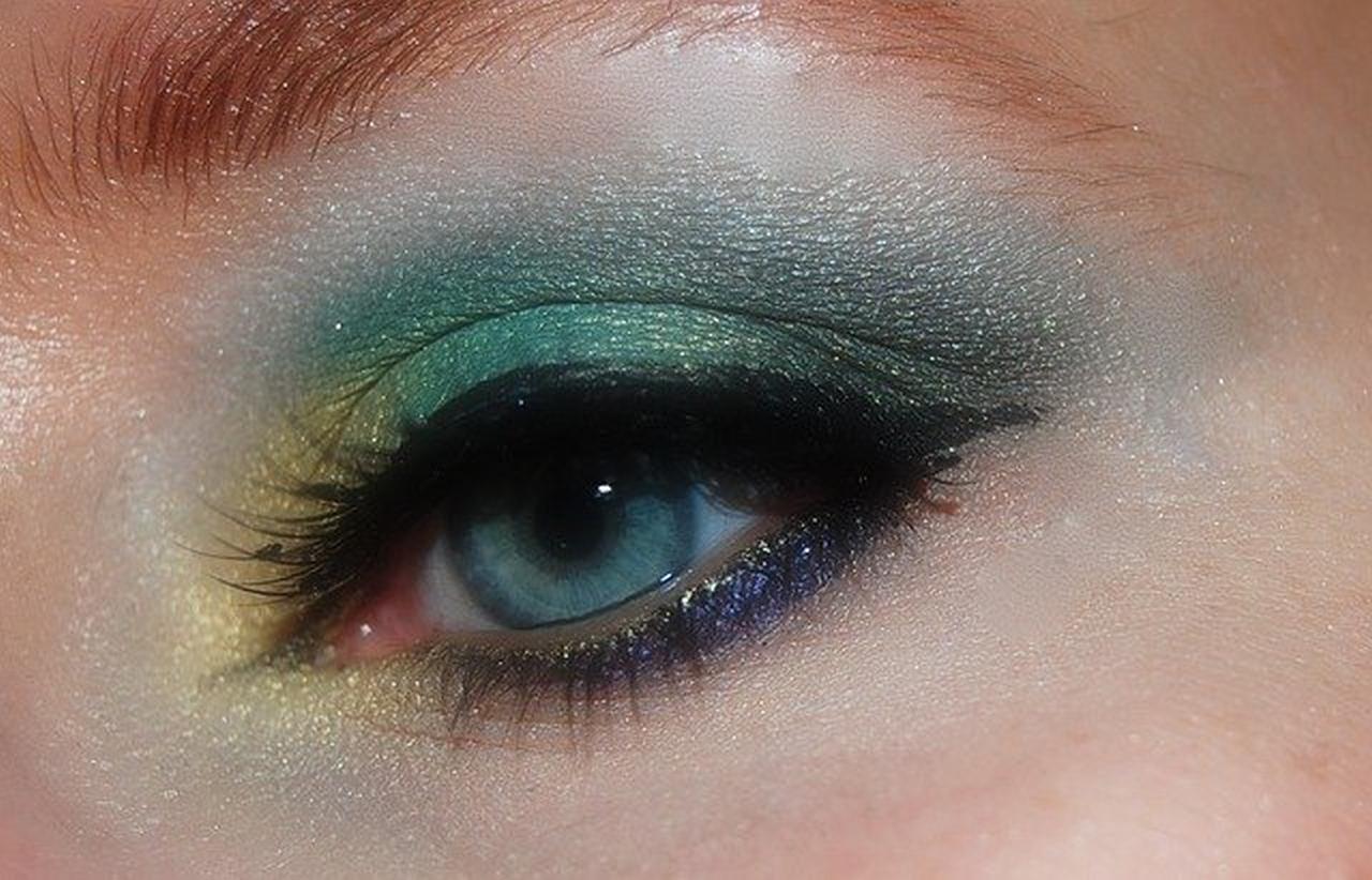 Couleur mascara yeux bleus