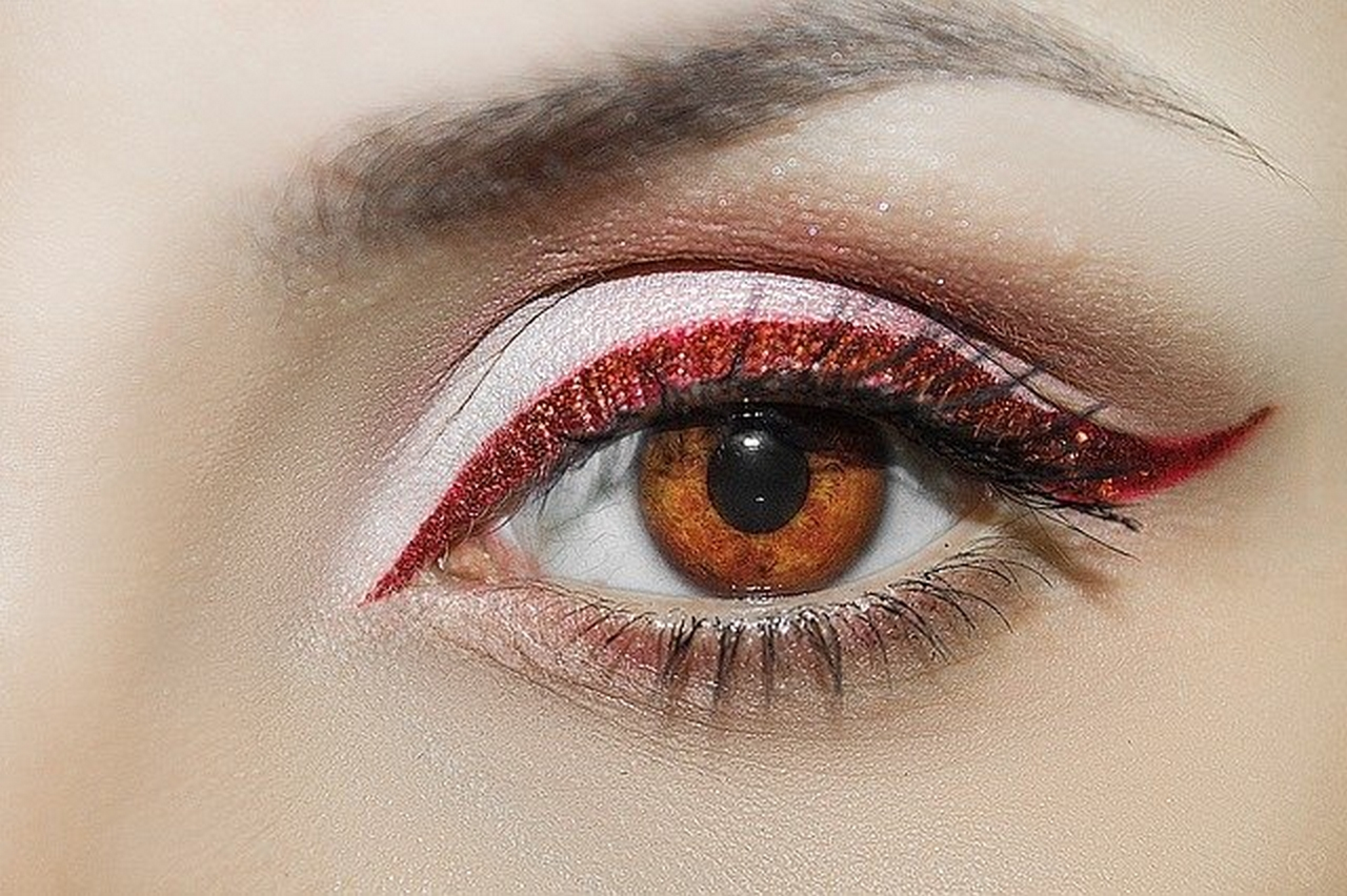 Couleur mascara yeux marrons